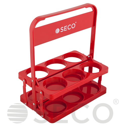 Container SECO® for 6 bottles (empty)