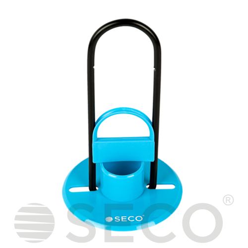 SECO® blue markers stand