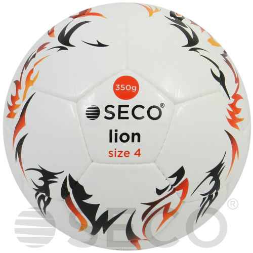 Soccer ball SECO® Lion size 4