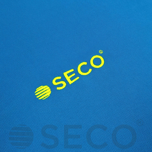 Футбольная форма SECO® Basic Set сине-зеленая